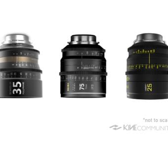 A primer on the Kinefinity Mavo Lenses